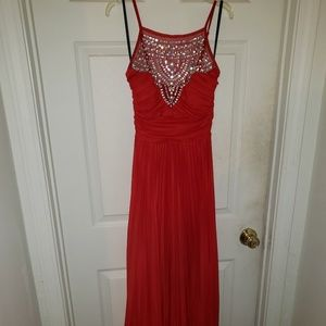 Long Homecoming / Prom dress